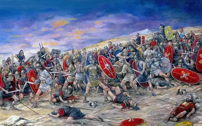 Spartacus era il comandante dotato?