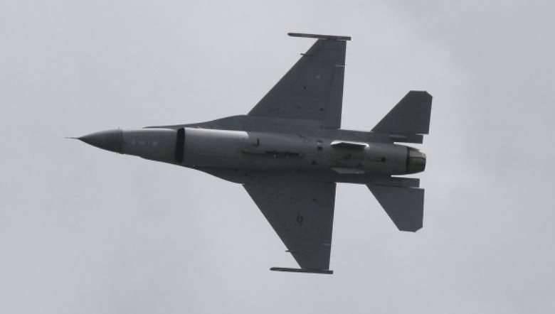 리투아니아 국방부 : 5 월 초 NATO 전투기가 러시아 항공기를 호송하기 위해 한 번 벗었다.