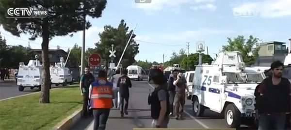 Datos actualizados sobre el número de víctimas de la explosión en Diyarbakir (Turquía)