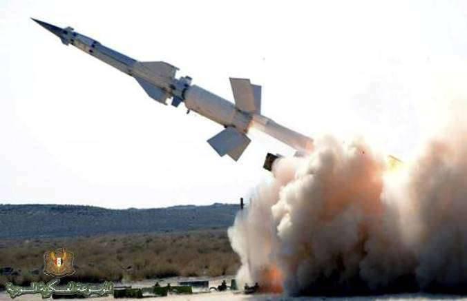 """Pechora"" siria capaz de derribar aviones ""sigilosos"""