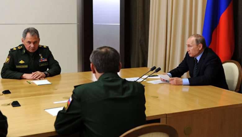 """Putin: """"certos problemas"""" identificados na Síria precisam ser analisados e eliminados"""