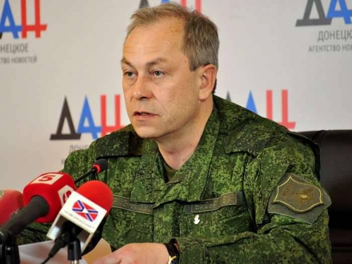 Basurin: AGİT gözlemcileri Ukrayna Silahlı Kuvvetleri birliklerine mühimmat getiriyor