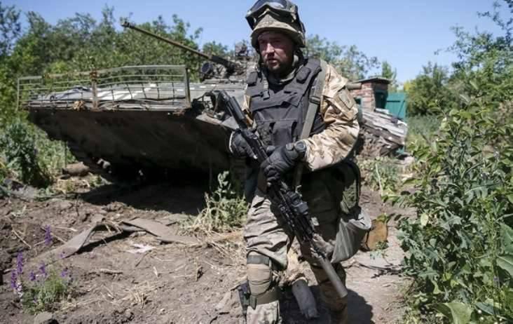 """डोनबैस गणराज्य ने मांग की कि कीव यूक्रेन के सशस्त्र बलों की इकाइयों को """"ग्रे"""" क्षेत्रों से वापस ले"""
