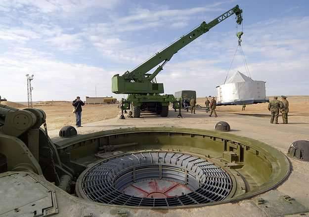 Yılın ikinci yarısında, en yeni Rus ICBM RS-28 Sarmat'ın atış testleri ertelendi.