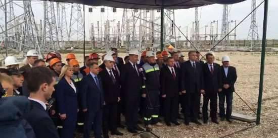 4(最后一道)能量桥通往克里米亚