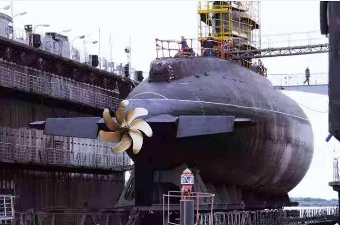 L'ordine per il sottomarino Varshavyanka per la flotta del Pacifico può essere diviso tra le due imprese