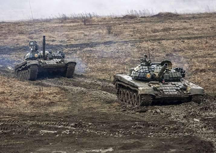 दक्षिण पूर्व सैन्य जिला: उत्तरी काकेशस में अभ्यास की तीव्रता 2,5 गुना बढ़ गई है