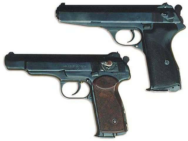 Pistola automática Kalashnikov (APC)