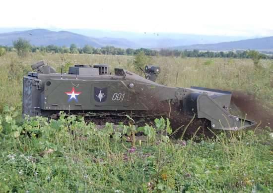 ロシアはサッパーロボット「天王星-6」の輸出促進を開始