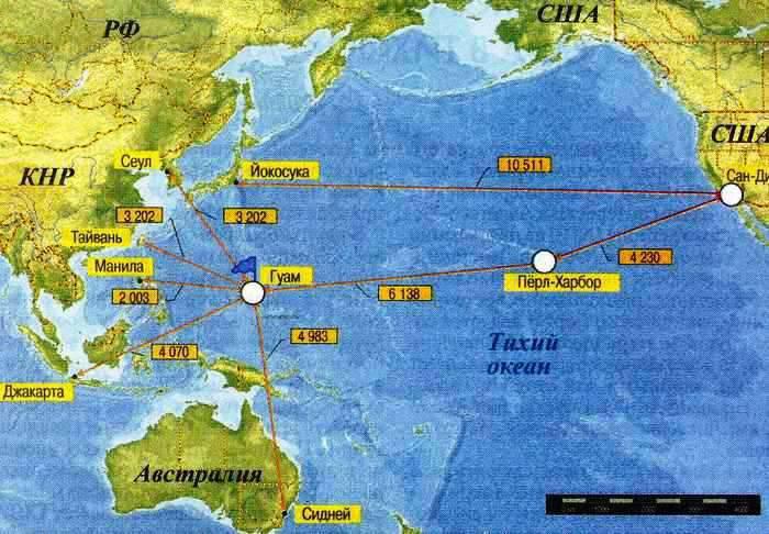 美国国会对部署威胁关岛的中国导弹表示担忧
