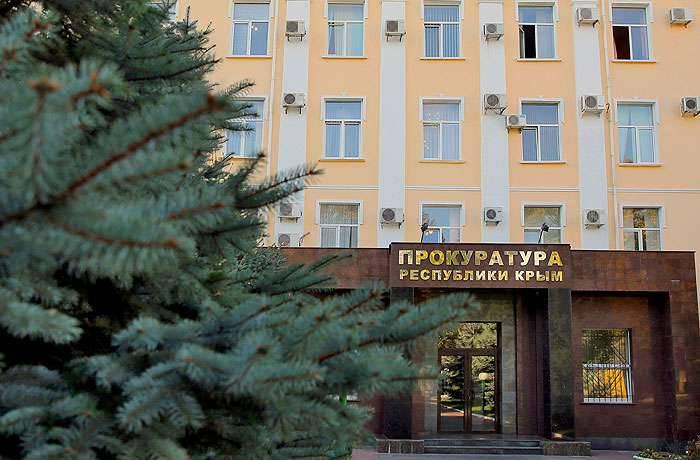 Quattro persone sospettate di essere coinvolte in attività terroristiche detenute in Crimea