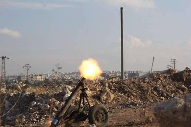 Rusya Savunma Bakanlığı: Halep yakınlarındaki teröristler klor mühimmat aldı