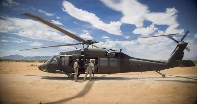 利比亚的美国特种部队如何寻找盟友......