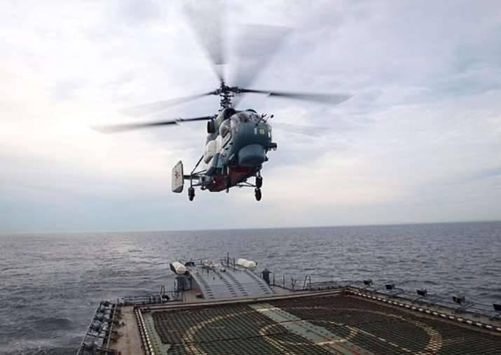रूस में, एक नए डेक हेलीकॉप्टर का विकास शुरू हुआ