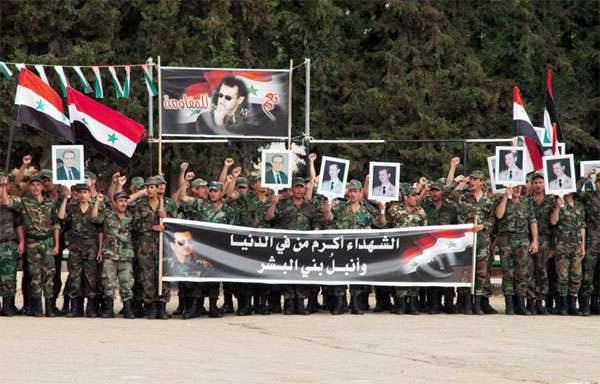 在霍姆斯和苏维达(叙利亚)省与伊黎伊斯兰国武装分子进行当地战斗