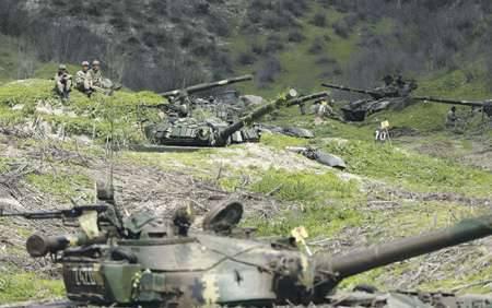 Karabakh rift is eternal