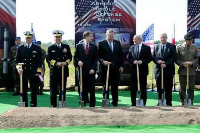 Bau der EuroPRO-Basis in Polen offiziell gestartet