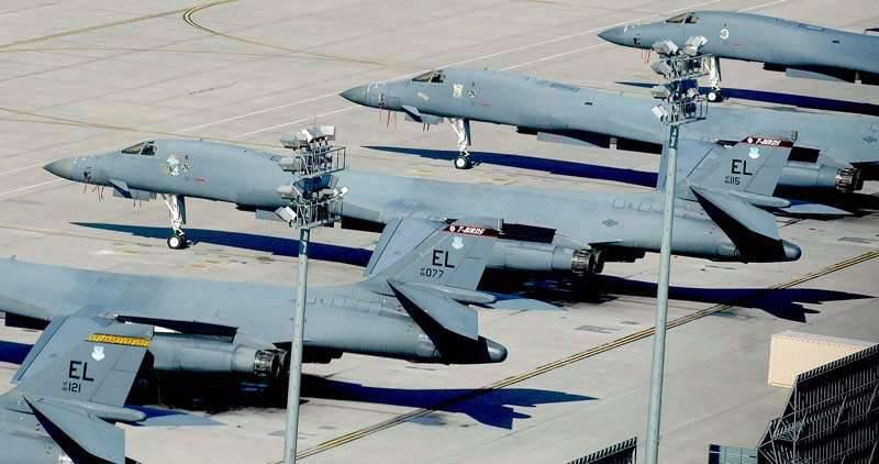 Mídia: falta de financiamento causou uma falta de pilotos e peças de reposição na Força Aérea dos EUA