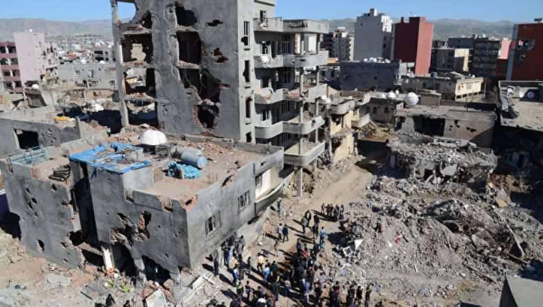 PKK:トルコ東部で殺された50-ty治安部隊について