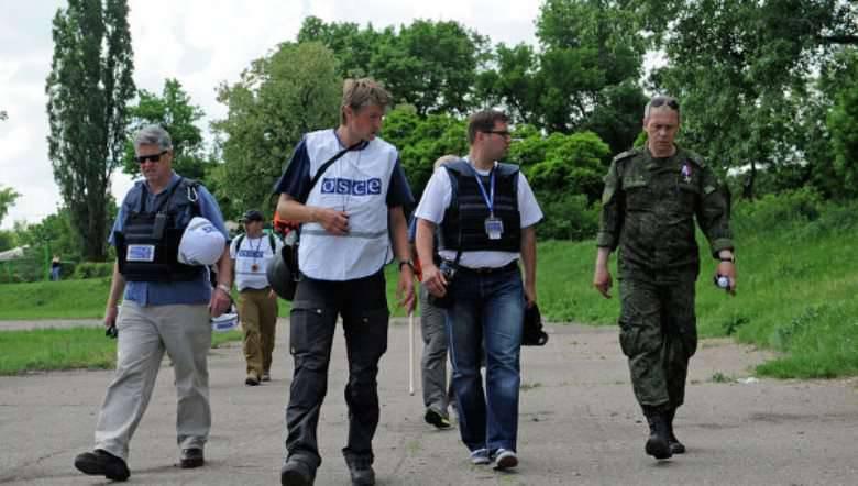 """Basurin: OSZE-Beobachter im Donbass können nur durch Beschluss der """"Norman Four"""" durch eine Mission einer anderen Organisation ersetzt werden"""