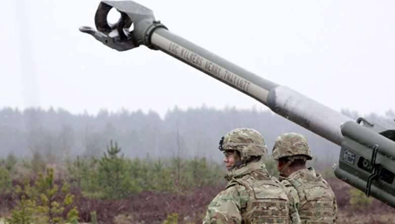 """Kitle iletişim araçları: Doğu Avrupa'da yaratılan NATO kuvvetlerinin """"kenarı"""", Rusya Federasyonu ile bir çatışma durumunda güçsüz olacak"""