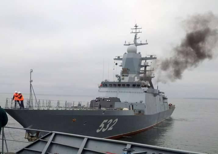 L'armée lettone a remarqué des navires russes près des frontières de la république