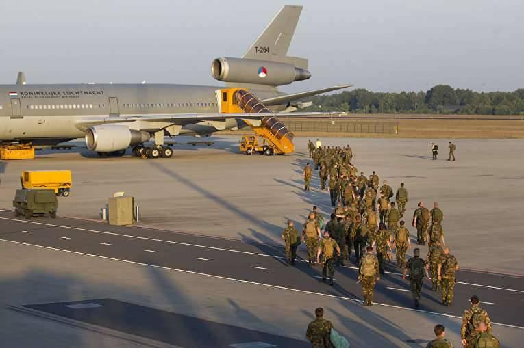 Les forces de réaction rapide de l'OTAN ne sont pas adaptées au déploiement en Europe de l'Est (The Financial Times, UK)