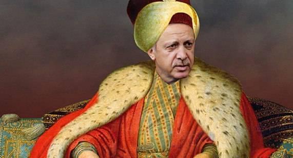 トルコはスルタンとラッキーではない
