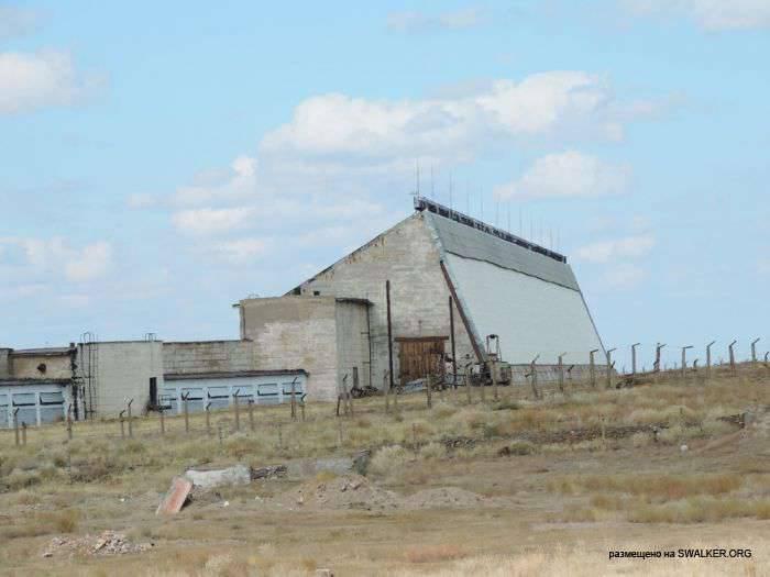 Meios de comunicação: A decisão final sobre a restauração da estação de radar Dnepr em Sebastopol