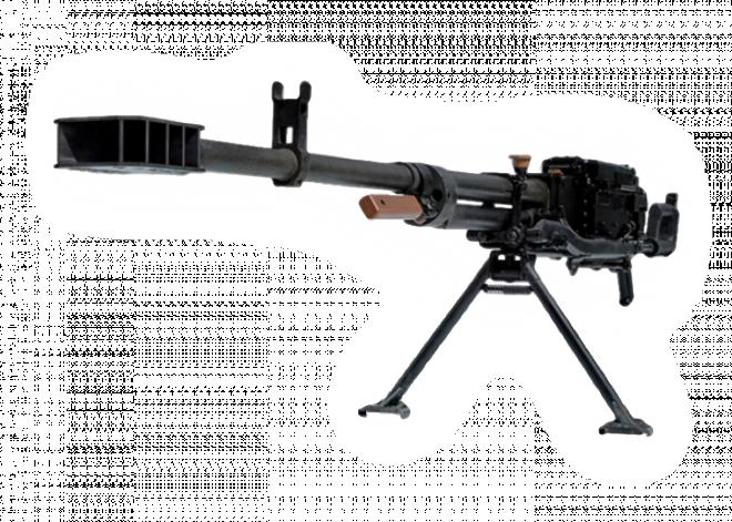 Das Innenministerium der Russischen Föderation ordnete die Entwicklung eines neuen Maschinengewehrs für Spezialoperationen an