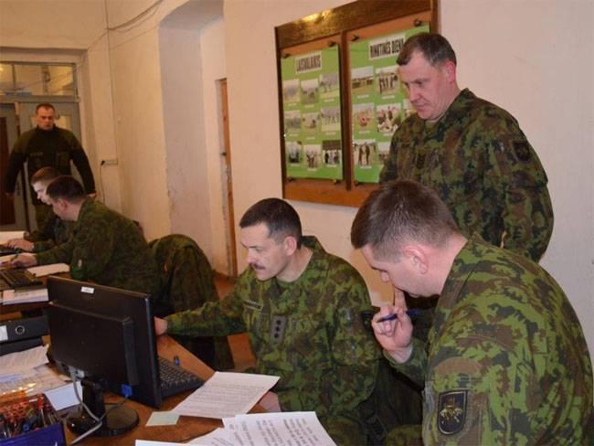 El Comando del Ejército de Lituania reporta nuevos casos de víctimas no combatientes entre reclutas