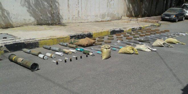 미디어 : 시리아 군대는 Homs 지방의 가스전에서 전투 적으로 전략적으로 중요한 지역을 격퇴했다.
