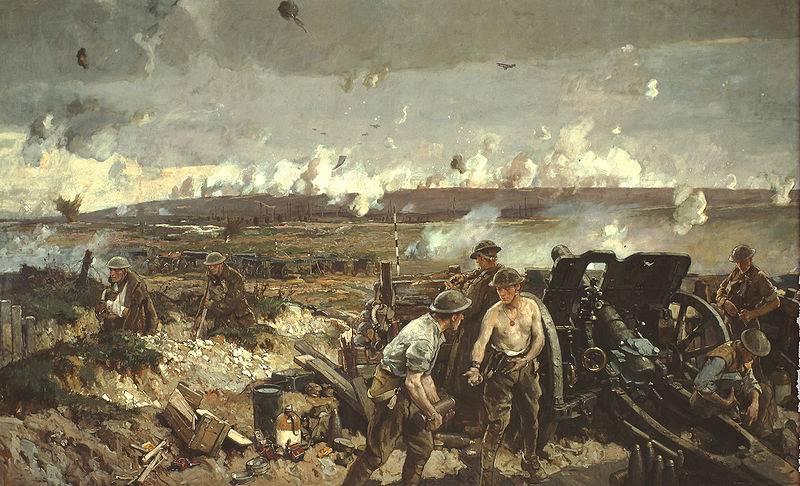 Verdun에 대해 다시 한번. 프랑스 모양