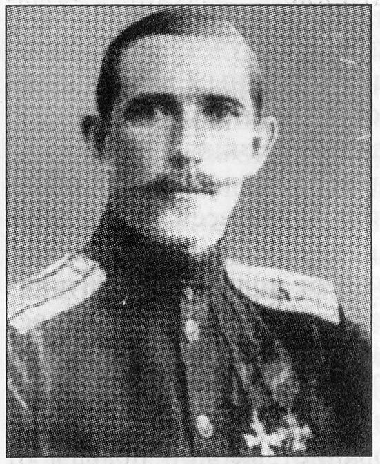 Russian ace ases Alexander Kazakov