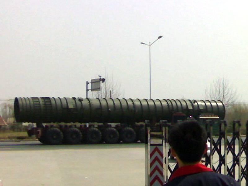 Progetto missilistico balistico intercontinentale DF-41 (Cina)