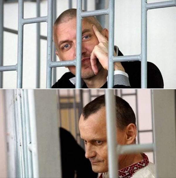 La giuria della Repubblica cecena ha giudicato colpevoli due cittadini ucraini di aver partecipato alle ostilità dalla parte dei militanti in 1994-1995