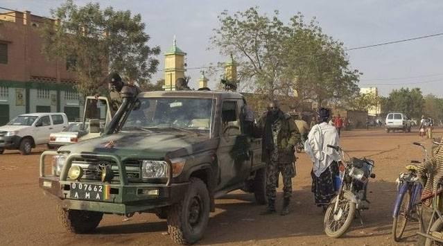 En Malí, militantes atacaron a soldados de la misión de paz de la ONU.