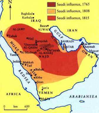 देश सऊद। कैसे सऊदी अरब एक मध्य पूर्वी शक्ति में बदल गया