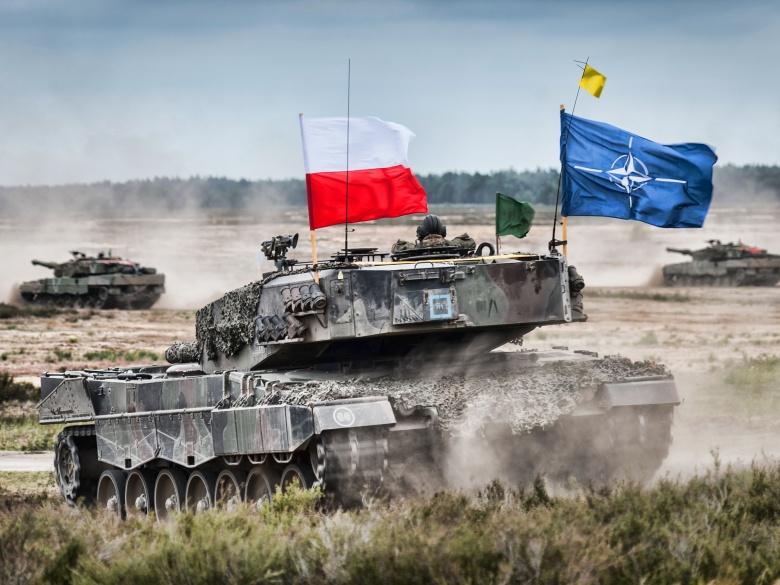 バルト諸国とポーランドはNATOの将軍たちを駆り立て、少なくともいくつかの実用的な意味を同盟に返した。