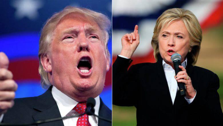 क्लिंटन: ट्रम्प के बयान आतंकवाद के साथ अमेरिकियों के संघर्ष को जटिल बनाते हैं