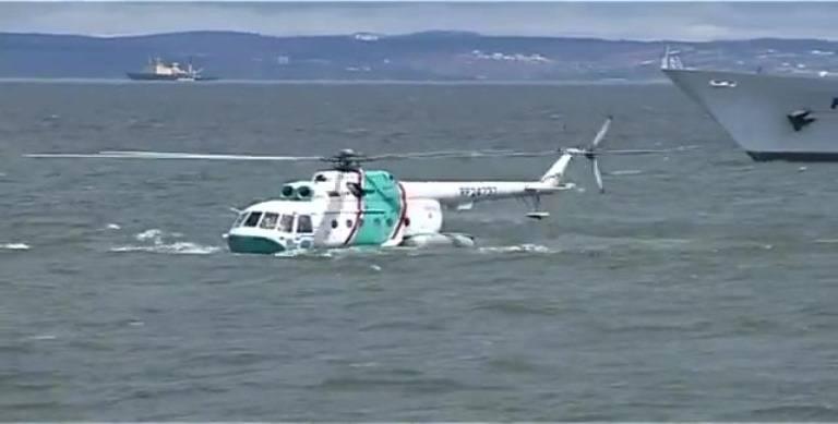 A produção do anti-submarino Mi-14 será retomada.