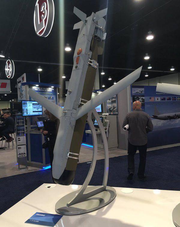 Boeing ha introdotto un missile anti-sottomarino