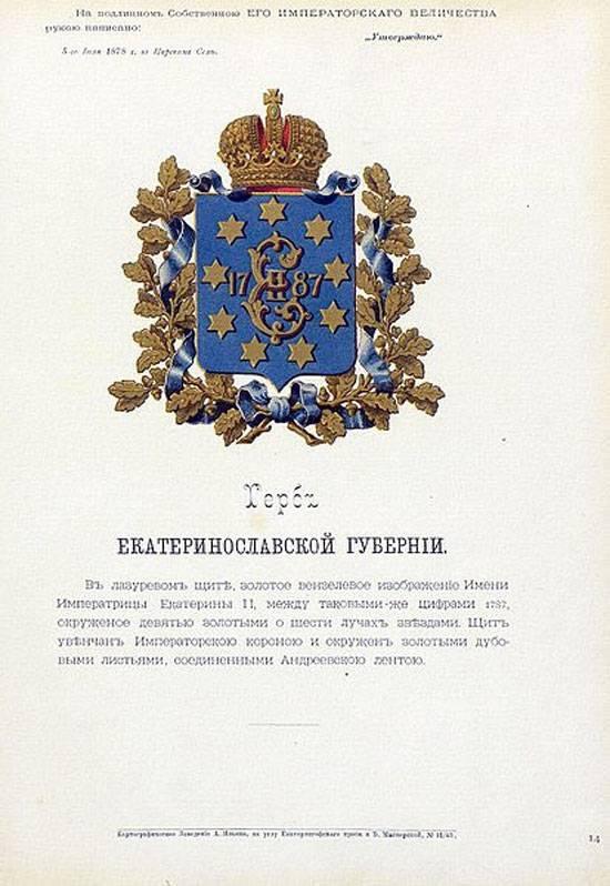 Mayıs 20 - Hazırlık Günü Yekaterinoslav (Dnepropetrovsk)
