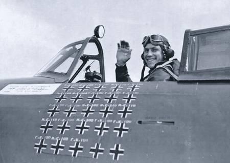American Aces nas frentes da Segunda Guerra Mundial