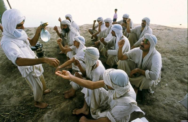"""Le triste destin des """"Disciples de Jean"""". Qu'est-ce qui attend les derniers gnostiques du Moyen-Orient?"""