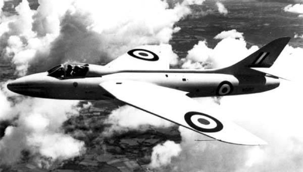 Hawker Hunter Fighter - Air Hunter