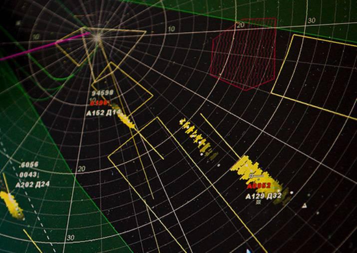 """无线电技术连接ZVO接收现代雷达""""Heaven-U"""""""