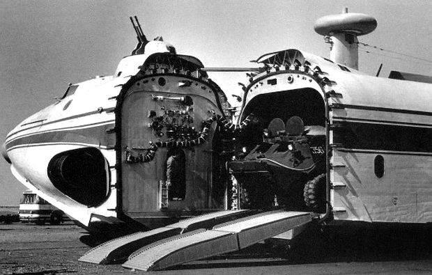 비행기 플러스 우주선. 5의 일부