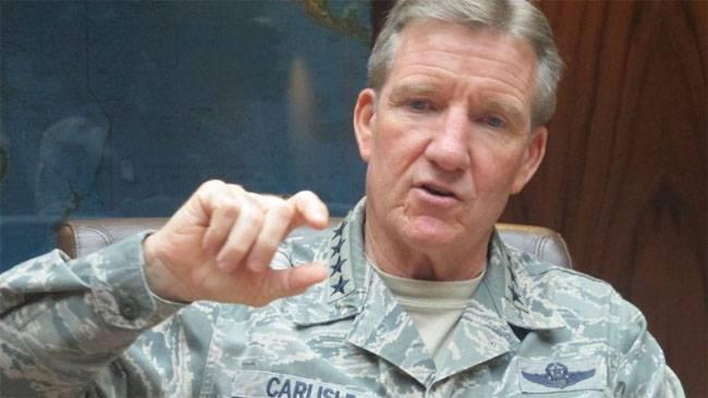 """General de Estados Unidos preocupado por """"revivir a Rusia y China muy muy agresiva"""""""