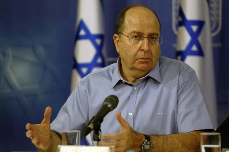 Rücktritt von Yaalon - israelischer Verteidigungsminister